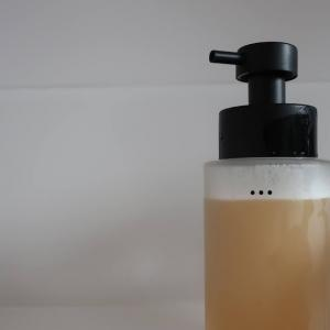 環境と利便性のいいとこ取り。インスタント液体石けんFORGO(泡タイプ)