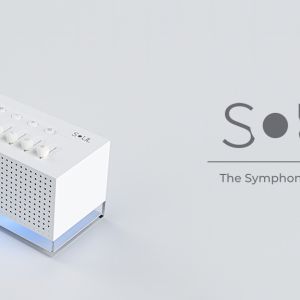 自然の音を自由に組み合わせリラックスするためのガジェット「SOUL」