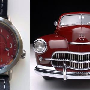 1950年代のポーランドの名車「ワルシャワ200」を腕時計に…Xicorr 200提供レビュー