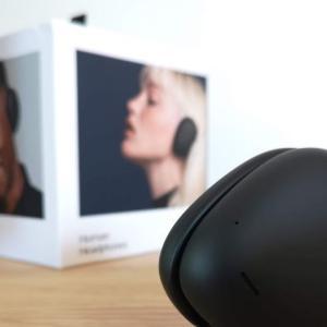 耳の中にモノを突っ込みたくないけどAirPodsみたいなのが欲しい方へ…次世代ワイヤレスヘッドホンHuman Inc「Sound Headphones」