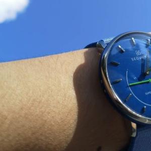 あのスマートな自動巻き腕時計の最新版、アクティビティトラッキングと環境配慮に特化して戻ってきたSequent SuperCharger2:プロトタイプレビュー