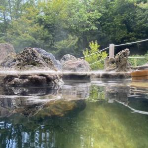 岩尾別温泉 地の涯