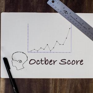 [PV・ユーザー数公開/先月比較] 新米ミニマリストブロガー10月成績