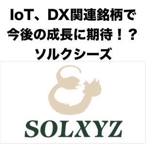IoT、DX関連銘柄なのに株価は700円台の割安価格!ソルクシーズ(4284)の銘柄分析