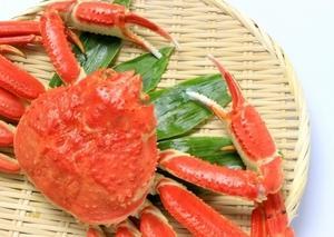 冬の味覚!蟹をネットで買おう