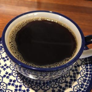 コーヒーと息子と
