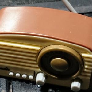 レトロラジオミニチュア