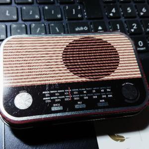 レトロラジオ缶