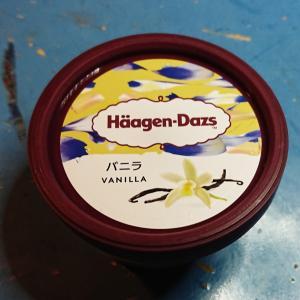 ハーゲンダッツのバニラ味