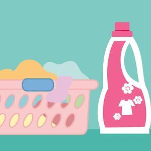 妊娠34週目、赤ちゃん用洗剤