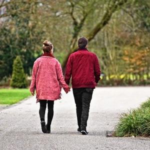妊娠38週目、散歩の日々