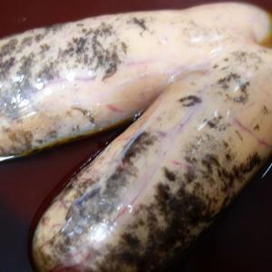 お正月に鱈の子(たらのこ)を煮付けてみた。