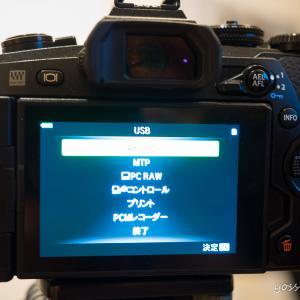 オリンパスのミラーレス一眼をウェブカメラとして使う(OM-D Webcam Beta)