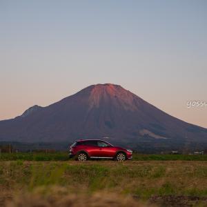 【CX-3で行く】大山の夕景~星空~朝景を満喫する旅