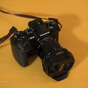 【Voigtlander NOKTON 10.5mm F0.95】星空撮影用に超広角単焦点レンズを買ってみた