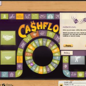 遊びながら勉強できる?資産と負債、キャッシュフローゲームとは