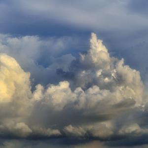 梅雨が明けて、本格的な夏の到来「大雨時行(たいうときどきふる)」