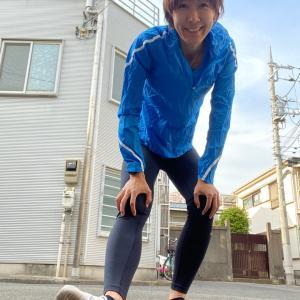 108㎞走翌日:ゆっくりだけどチョイキツめのほぐしジョグ