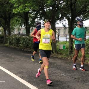 久々のレースで女子の部優勝!8時間耐久レース in 戸田・彩湖