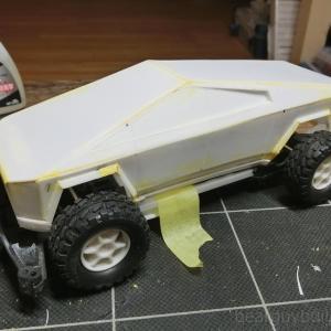 サイバートラックの作り方1