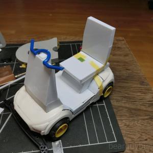 コペン シニアカーの作り方1