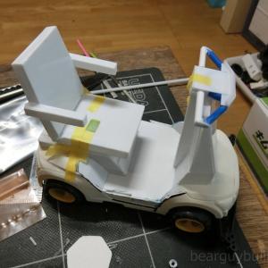 コペン シニアカーの作り方2