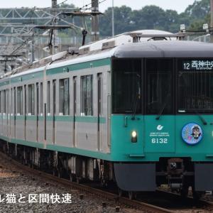 七夕列車2021~北神線市営化1周年・海岸線開業20周年ver.~