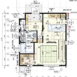 一条工務店で家を建てる〜間取り②〜