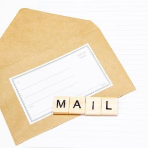 役所から届いた手紙に歓喜⸜( ´ ꒳ ` )⸝♡︎