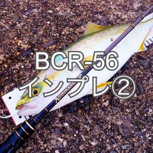 BCR-56 インプレ②