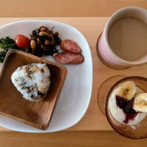 朝食ワンプレート和食