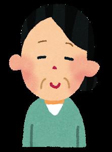 韓国地下鉄で不快な音を出すおばさん!