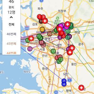韓国では日本渡航者の病院立ち入り制限も!