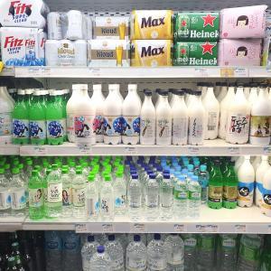韓国「二東(イドン)」のスーパーで即行った場所!