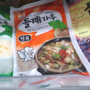 健康や美容にも!韓国在住して好きになった「エゴマの粉」!