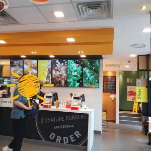 たまに食べたくなる!韓国マクドナルド限定「プルコギバーガー」!