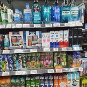 噂のうがい薬を韓国のスーパーで探してみた結果!