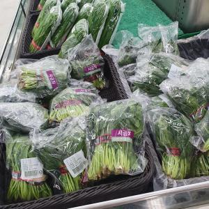 「高っ!」韓国スーパーで一瞬目を疑った野菜と激安食品!