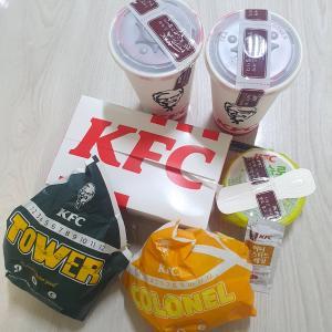 超ド級のサイズで衝撃!遂に「韓国KFC」デビューしました!