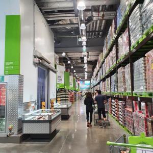 韓国大型スーパーで買うと決めていた品とまさかの購入品!
