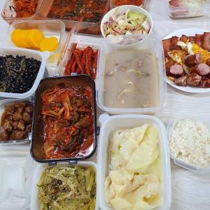 シンプルにすごい!韓国義母の手作りおかずで冷蔵庫大渋滞!