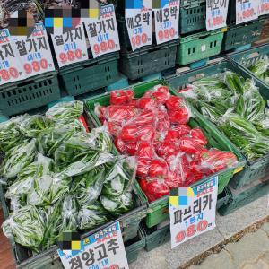人だかりが出来ていた韓国新作スーパー!破格すぎた件!