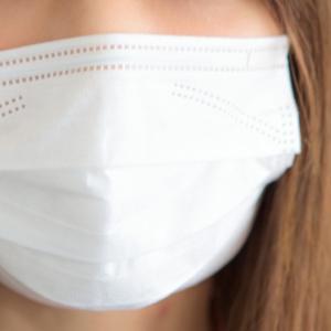 【新型コロナウイルス】サージカルマスクでいつものように親子で予防