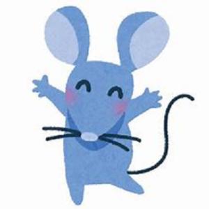 猪~鼠へ 来年の干支(クリックして全文をご覧ください)。