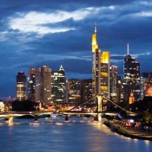 ドイツ/フランクフルト🇩🇪_海外旅行11