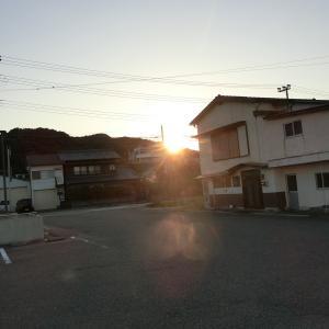 旅の楽しみ~朝の散歩