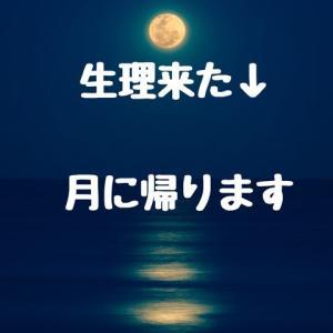 「生理来た」の呼び方を「月に帰る」に言い換えると素敵な会話になる