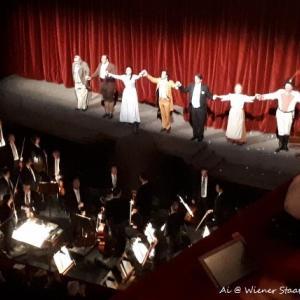 オペラ「セビリアの理髪師」@ウィーン国立歌劇場