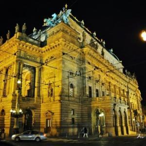 オペラ「アイーダ」@プラハ国民劇場