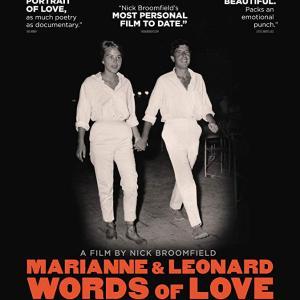 映画「MARIANNE & LEONARD WORDS OF LOVE」